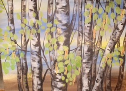 Birch Trees - 2 Hours