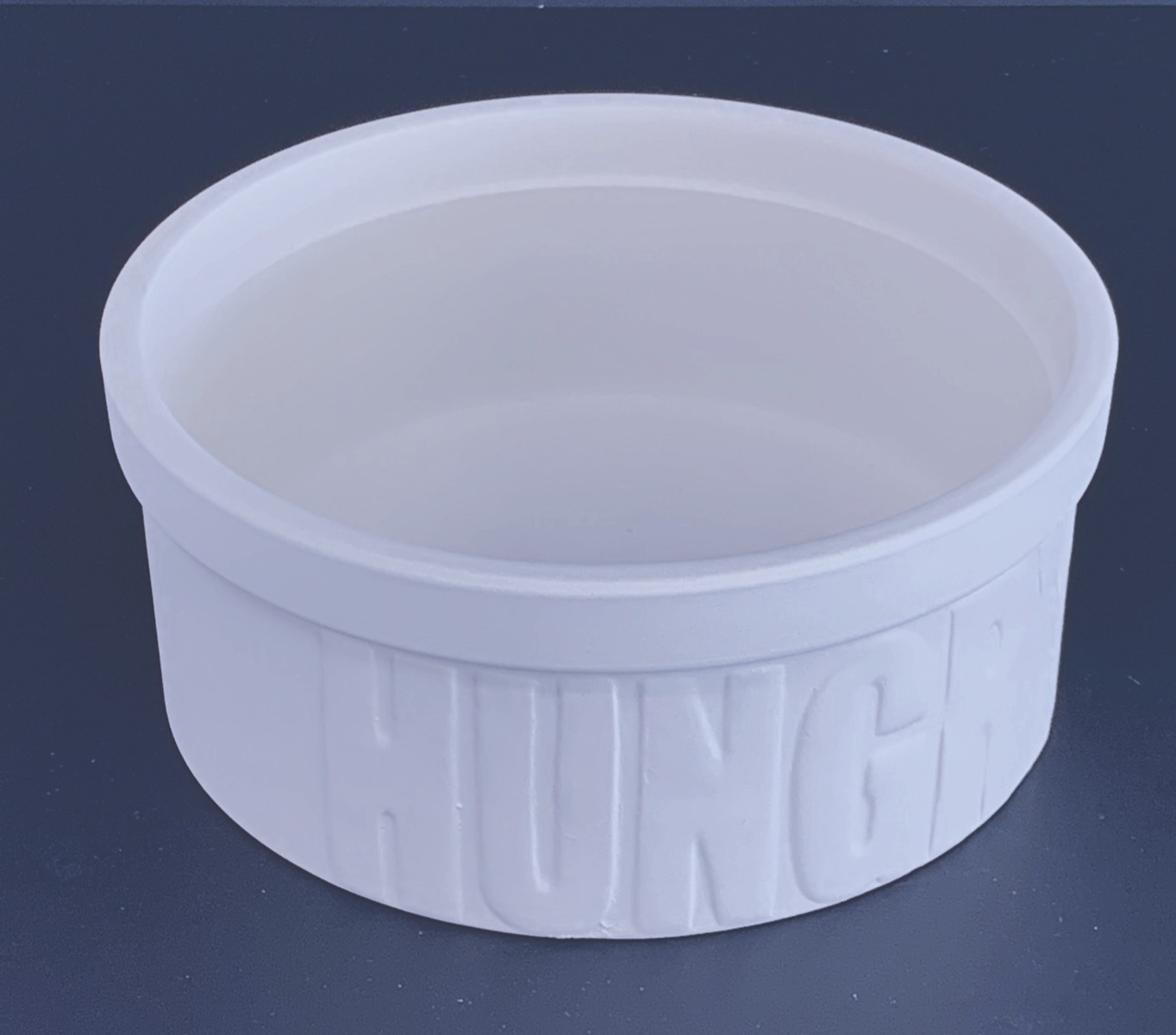 Hungry Dog Bowl