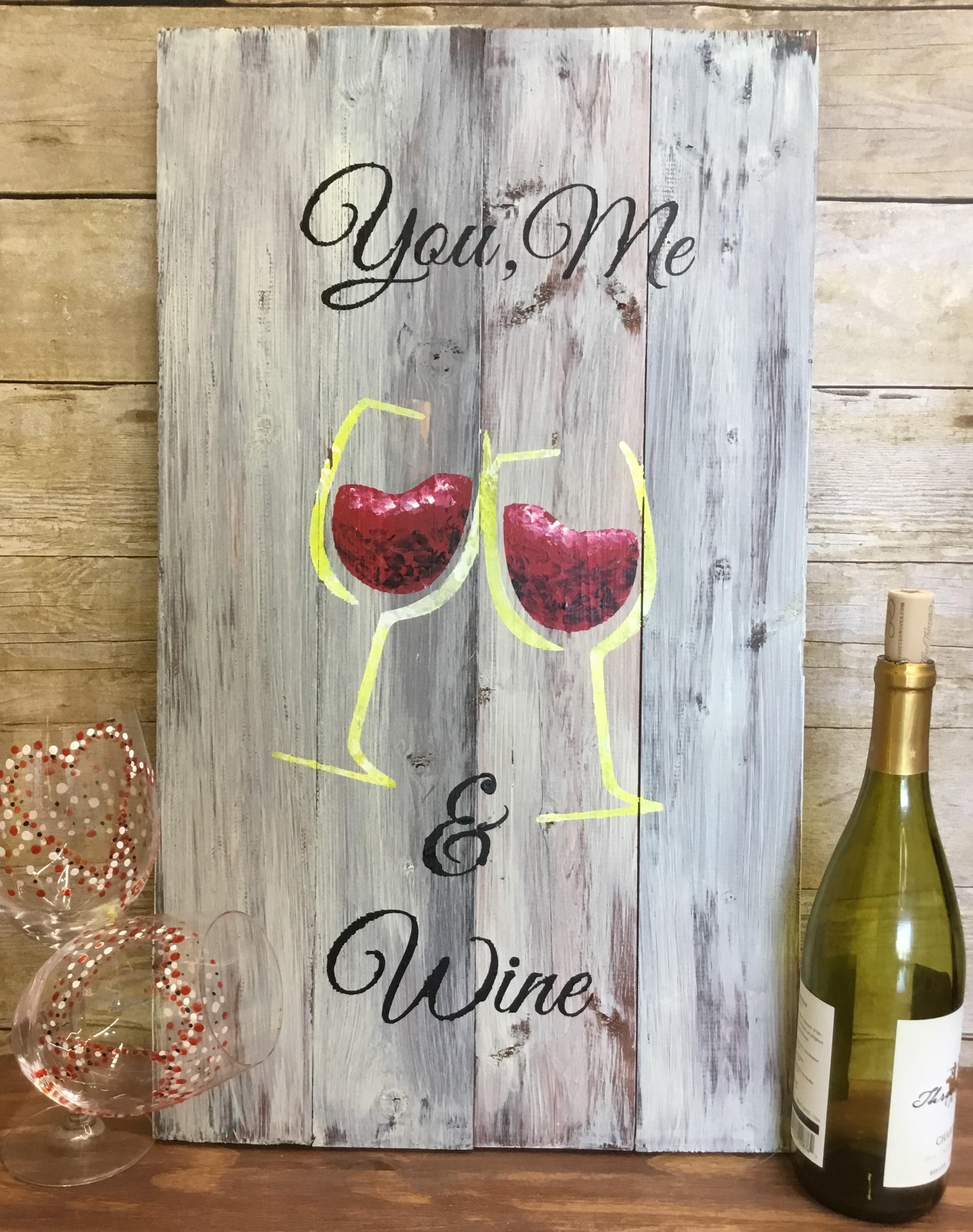 You me wine