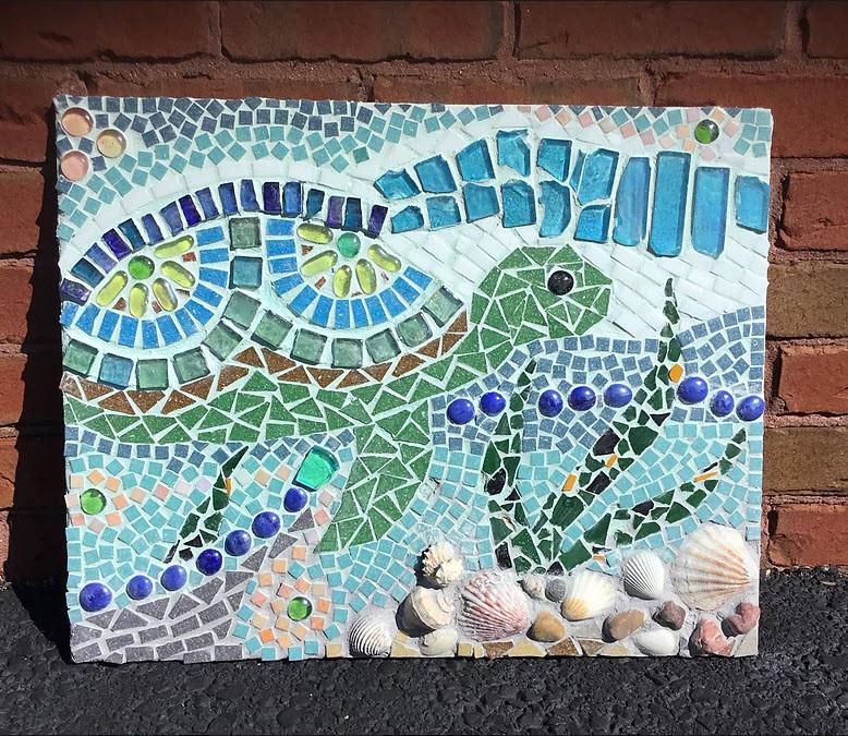 Michigan Mosaic Tiling Classes