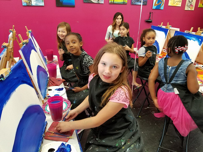 Kids Birthday Parties in Shelby Township, MI
