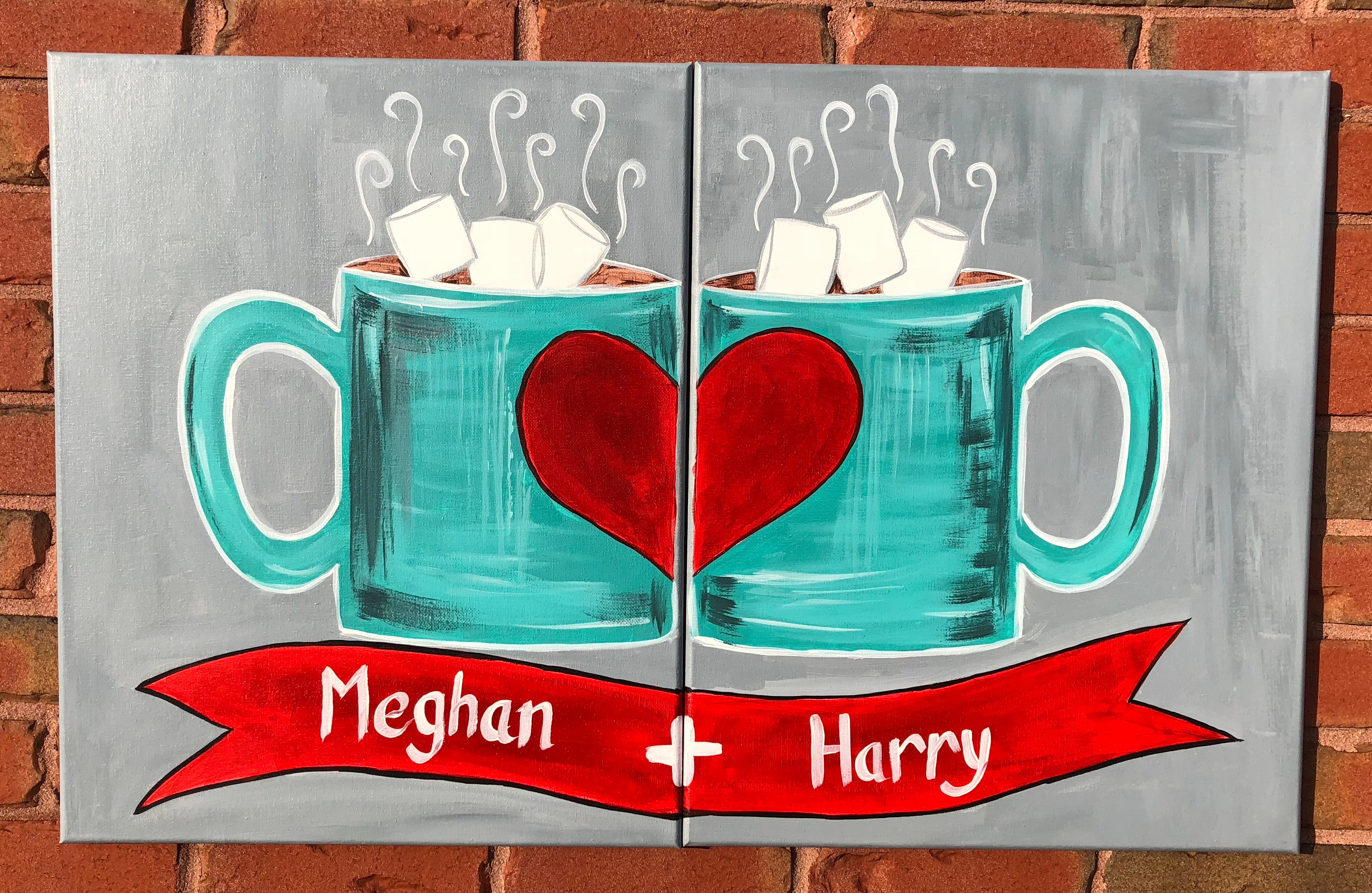 Megan + Harry