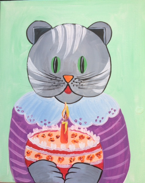 Kitty Birthday - 2 Hours