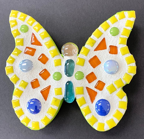 At-Home Butterfly Mosaic Kit
