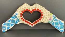 At-Home Friendship Mosaic Kit