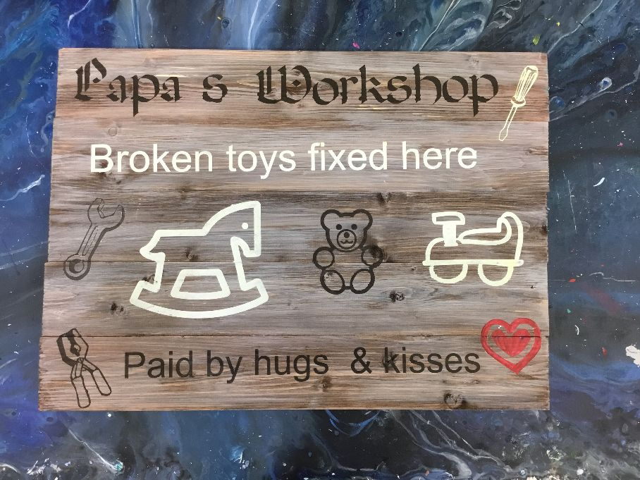 Papas Workshop