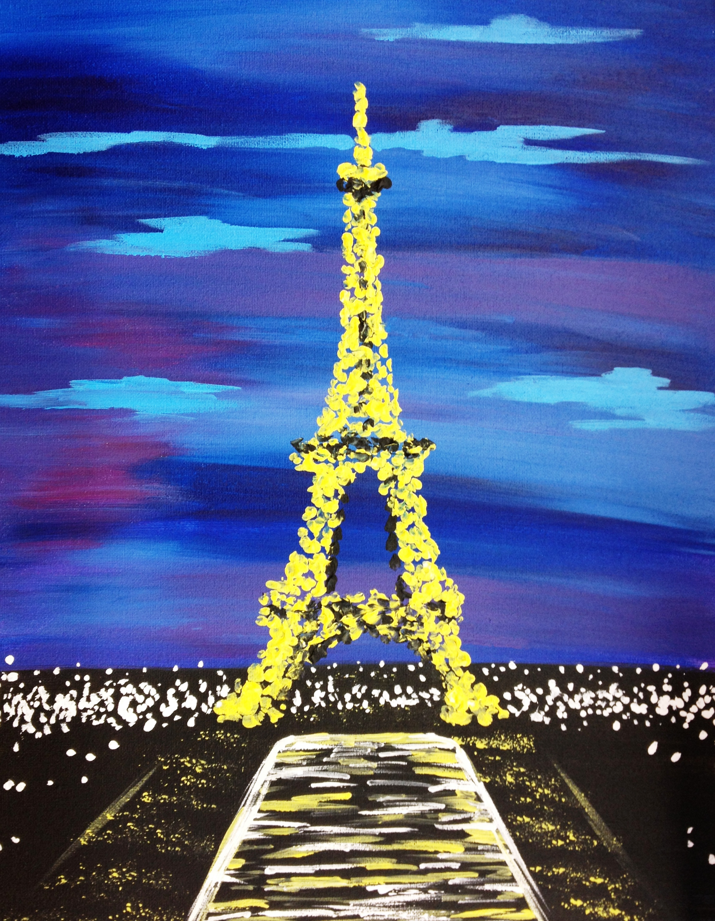 Paris at Night - 2 Hours