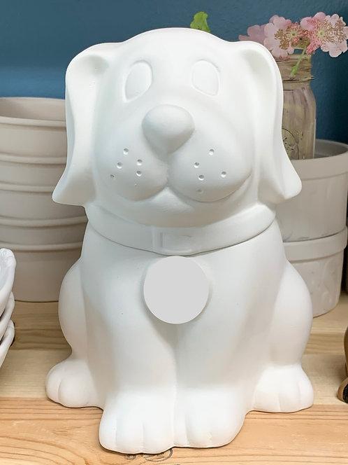 At-Home Dog Jar Ceramic Kit