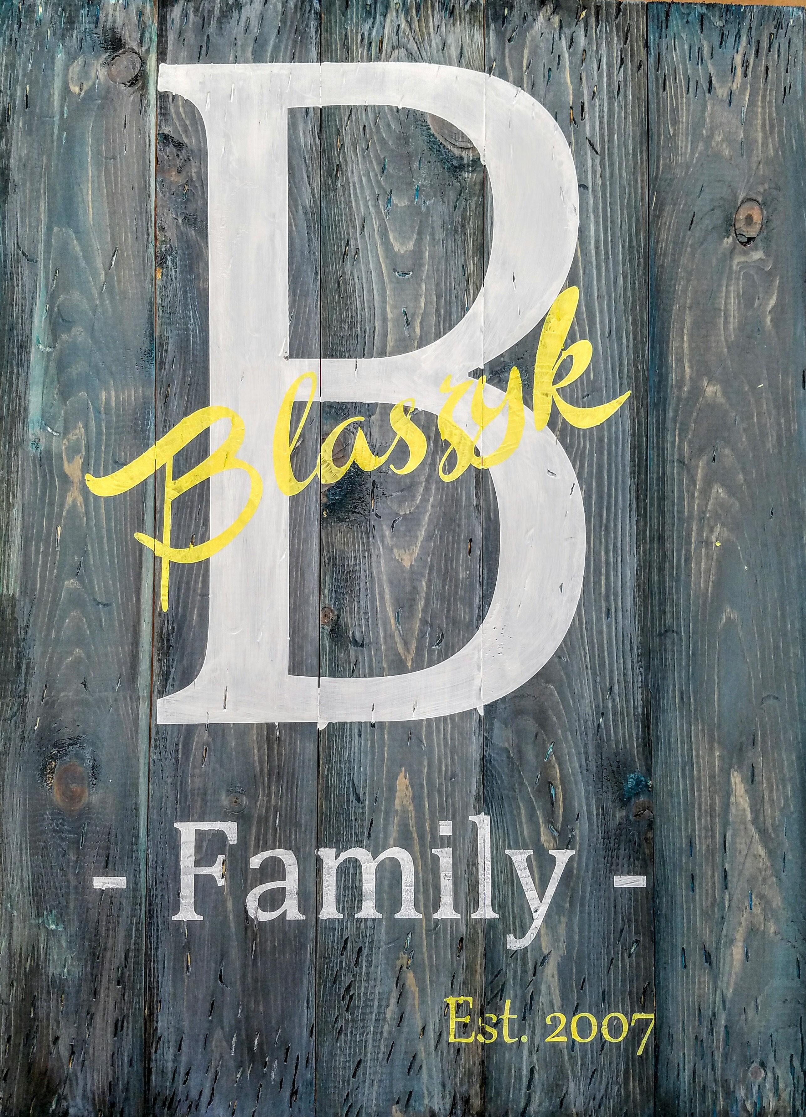 Family Last Name
