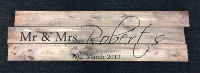 Mr Mrs Roberts