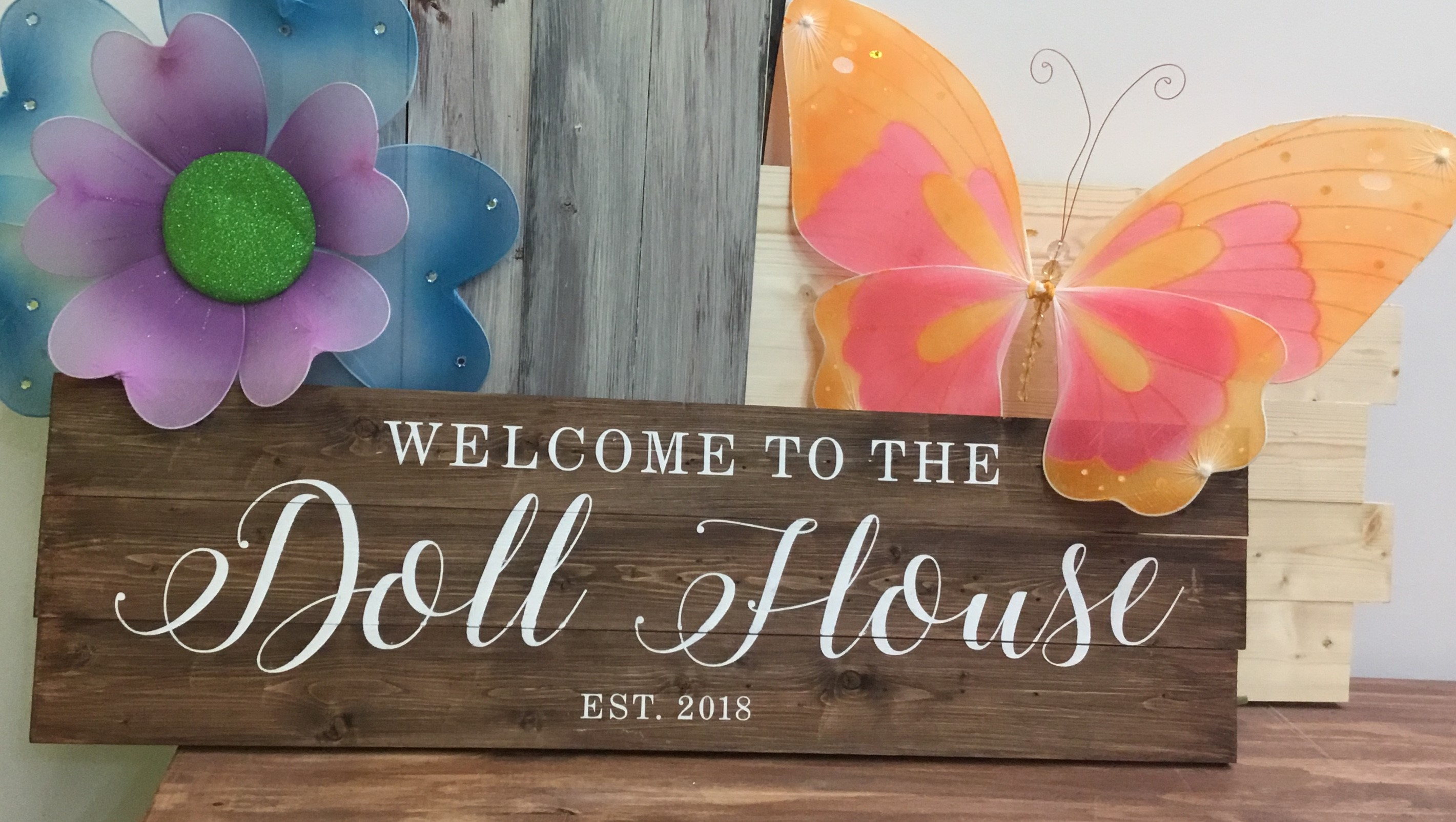 Welcome to the Doll house