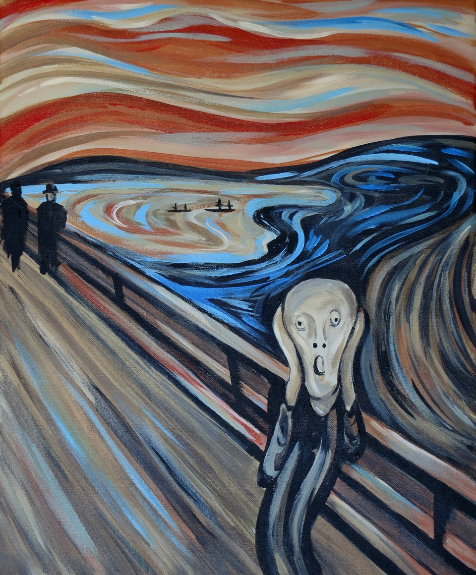 The Scream -2 Hours