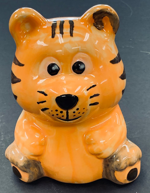 At-Home Tiger Bank Ceramic Kit