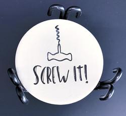 Screw It Coasters