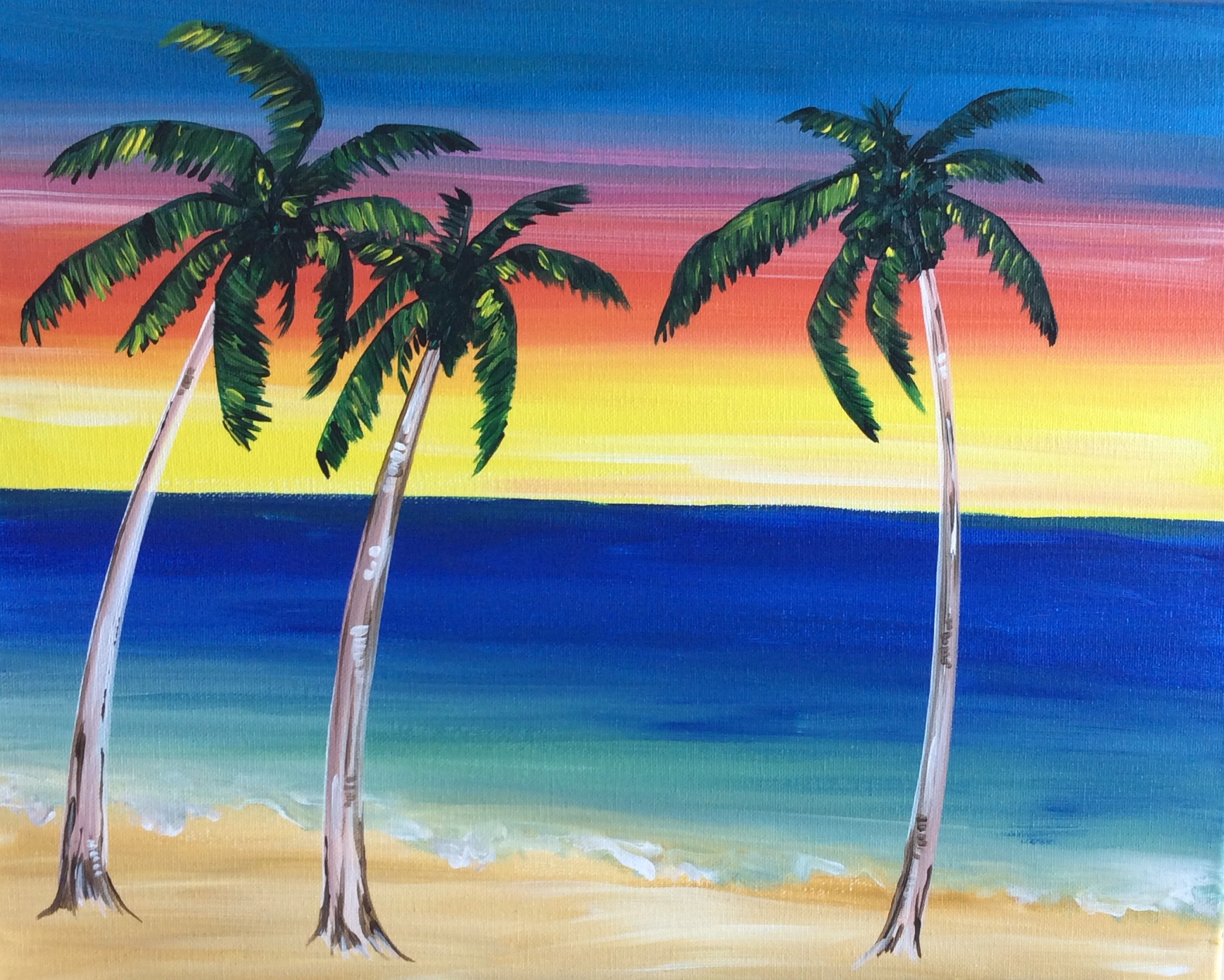 Three Palms on Sunset - 2 Hours