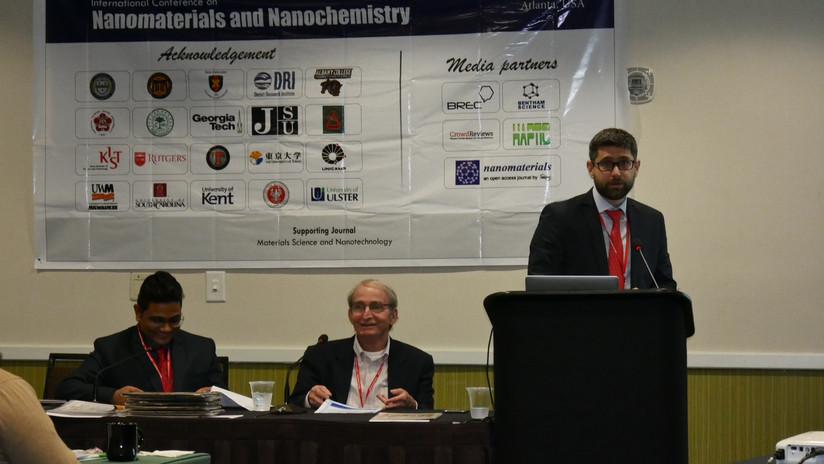 Conferenece Georgia Nano Materials