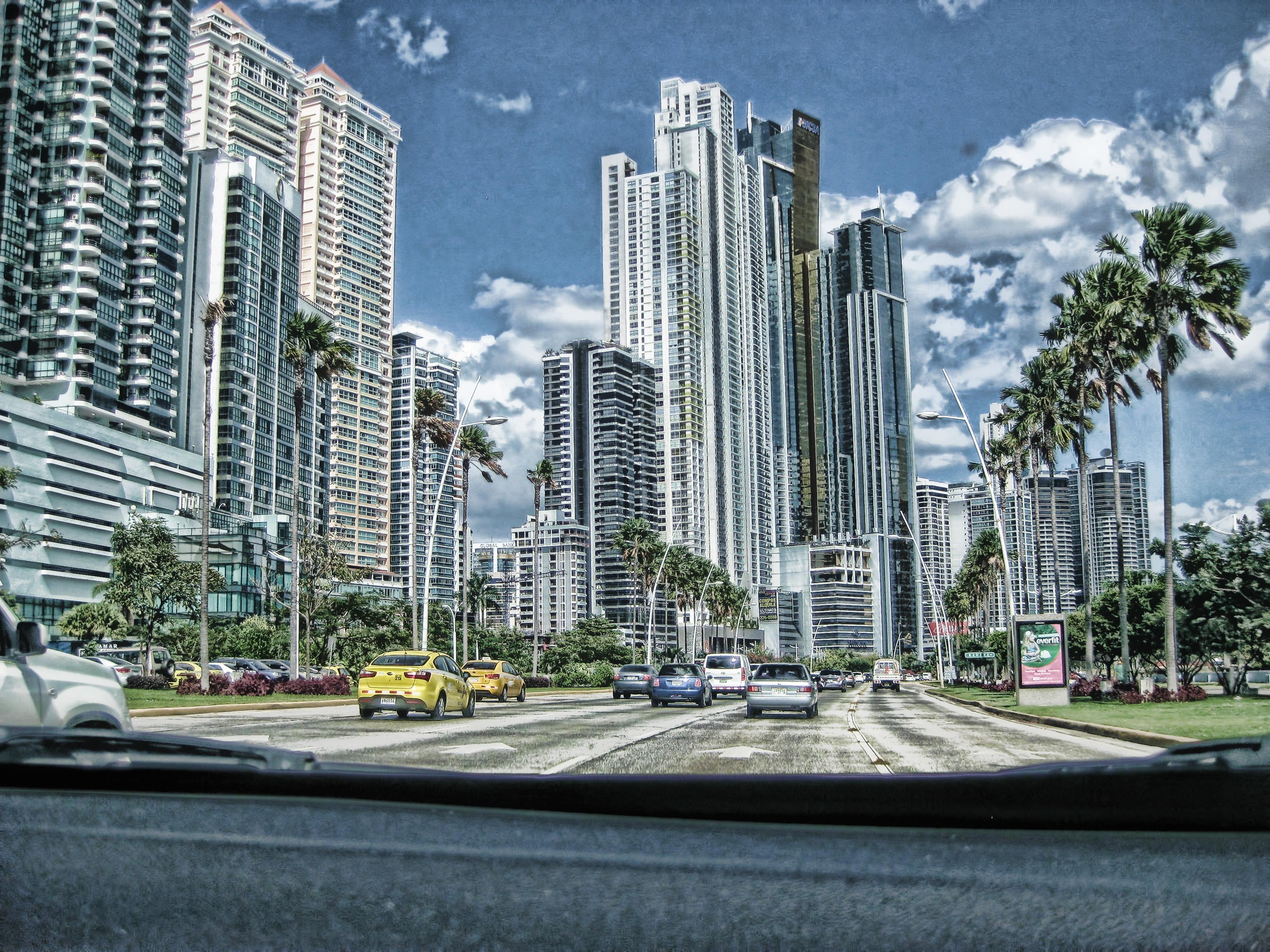 Panama city 3853