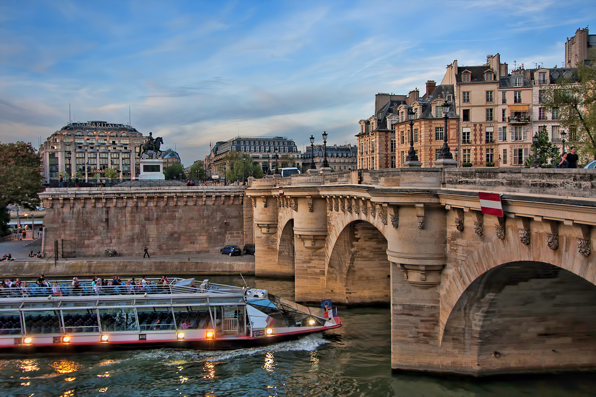 La Seine, Paris 4529