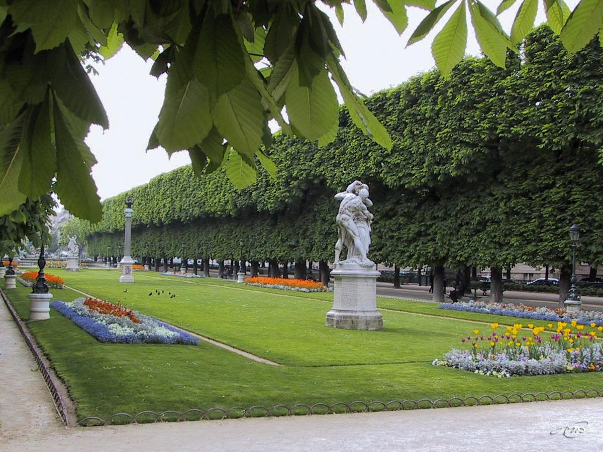 Jardins du Luxembourg 1256