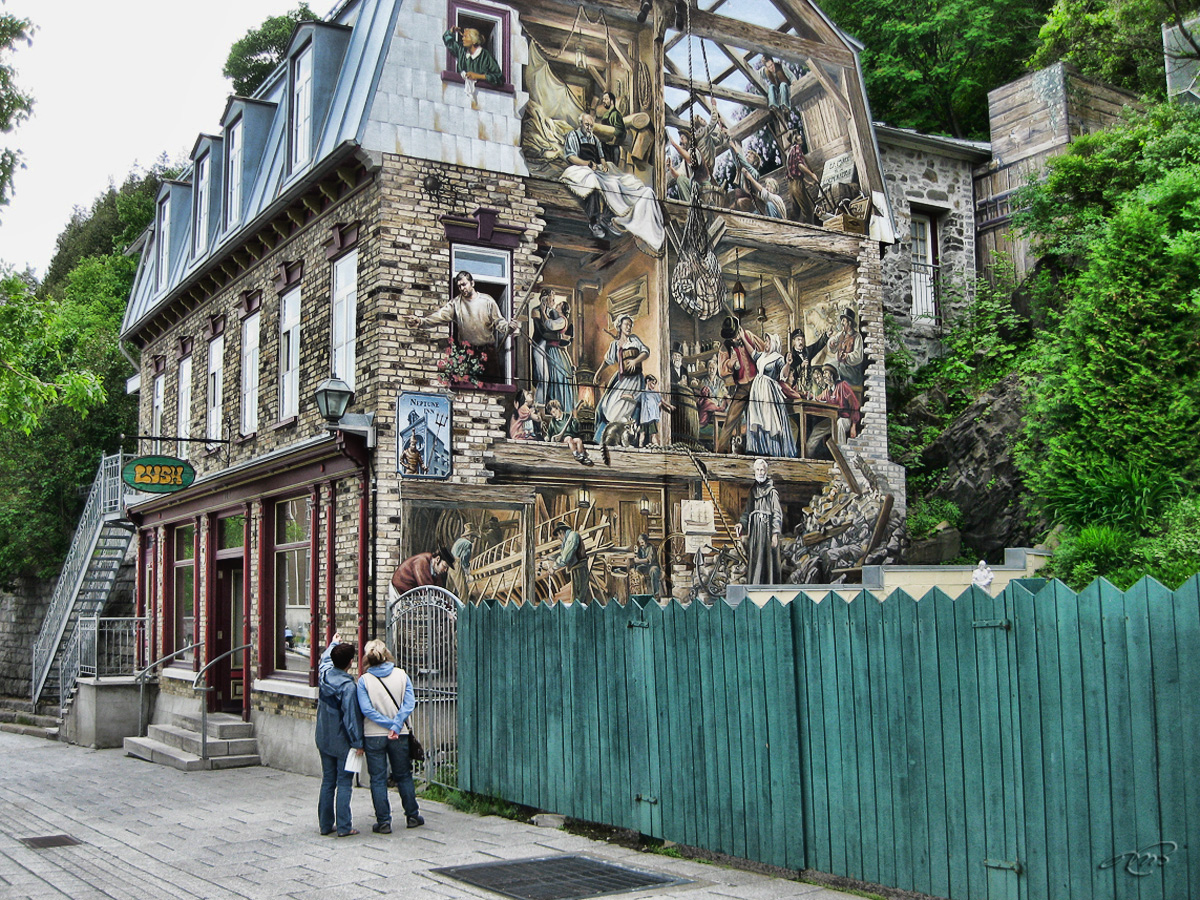 Vieux Québec 2842