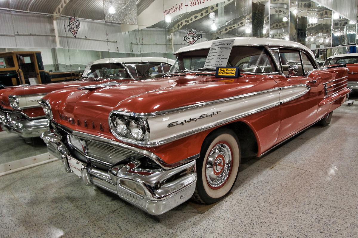 Musée de L'auto ancienne 0916