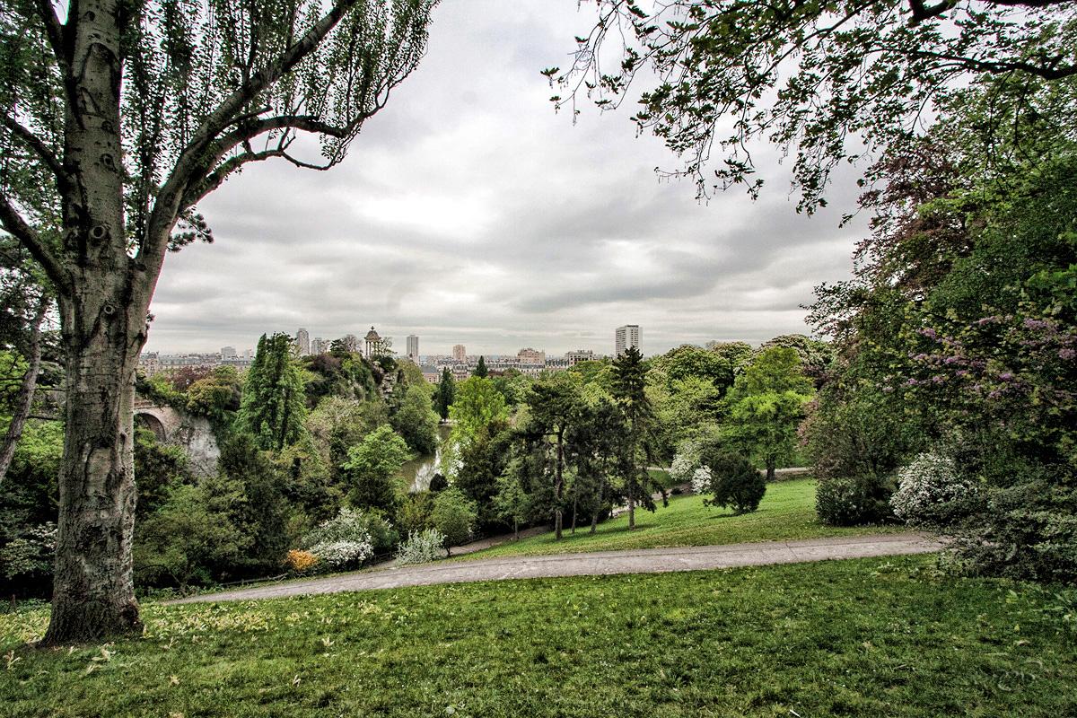 Parc des buttes Chaumont 4594