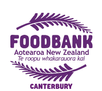 Goodbye:   'City Harvest'              Hello:   FOODBANK CANTERBURY