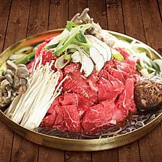 Wagyu Beef & Mushroom