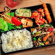 Bulgogi Lunch Box