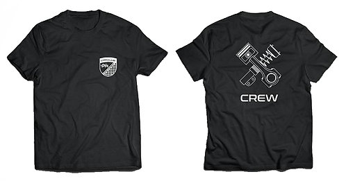 'CREW' T-Shirt