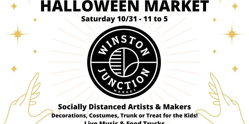 Winston Junction Halloween Market