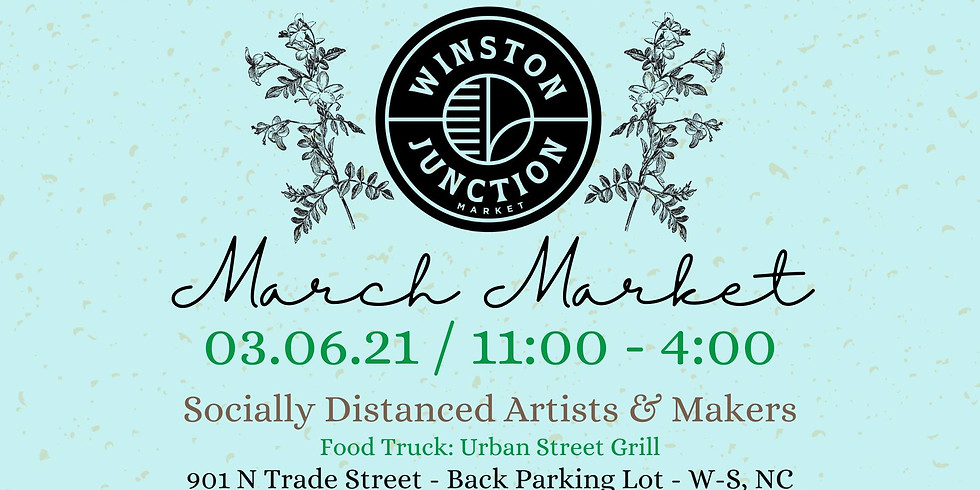 March Market at Winston Junction