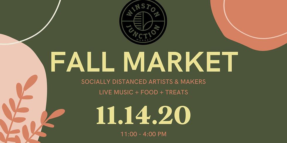 Fall Market @ Winston Junction