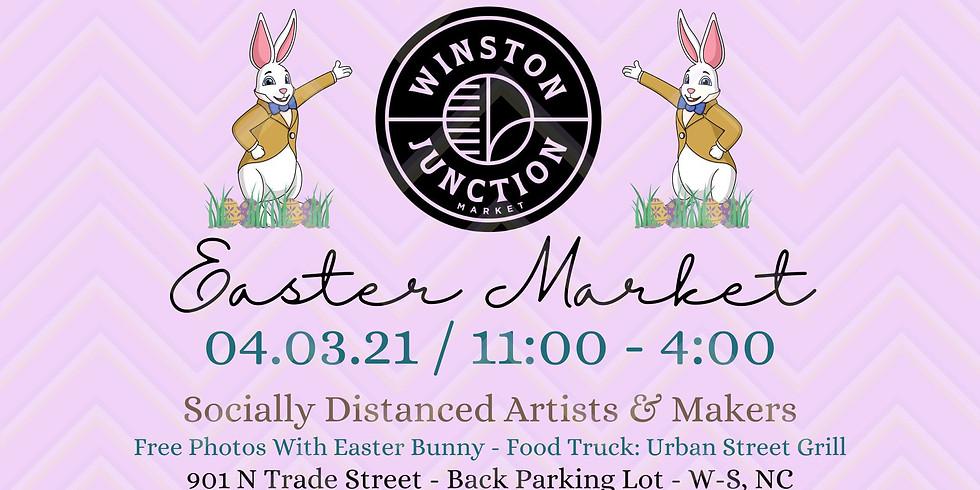 Easter Market at Winston Junction