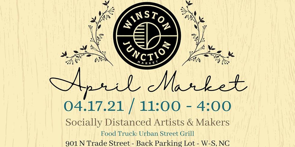 April Market at Winston Junction