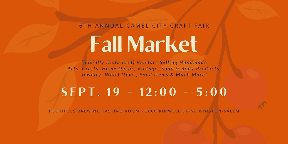Camel City Fall Market