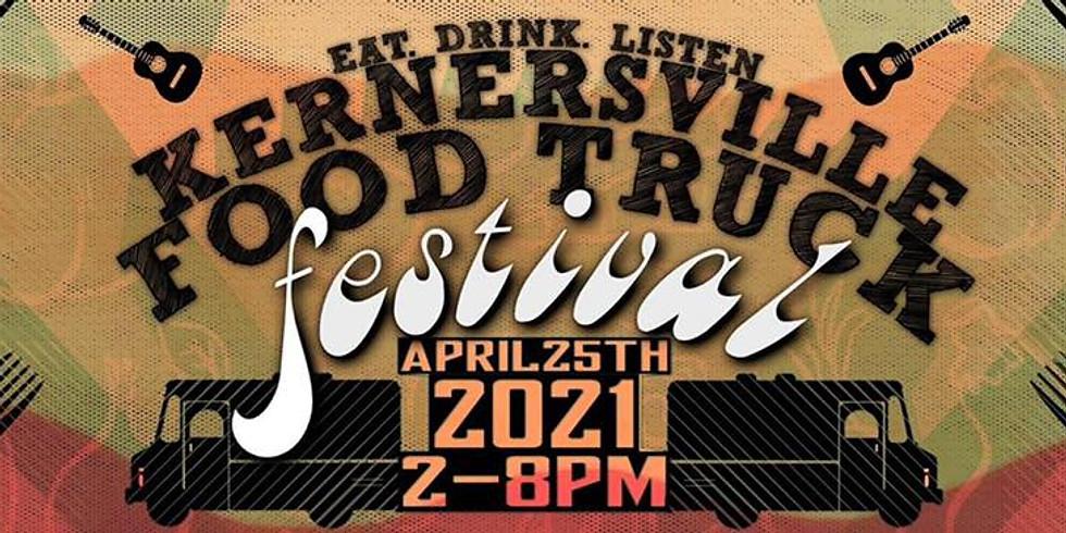 Kernersville Food Truck Festival 2021
