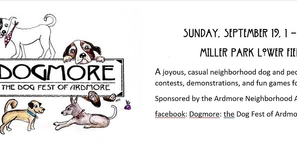 Dogmore-The Dog Fest of Ardmore