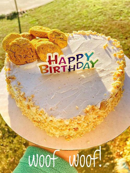 "6"" Celebration Cake"