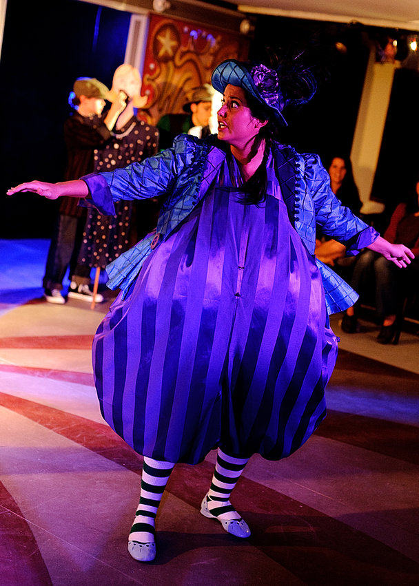 Violet Beauregarde Charlie And The Chocolate Factory Musical Evan Prizant   Constru...