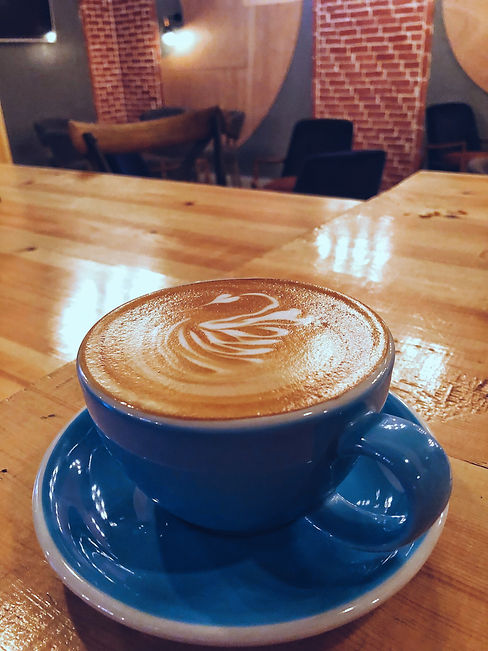 قهوة مقطره بالكلايتا