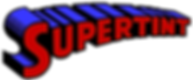 Super Tint Logo - Window Film