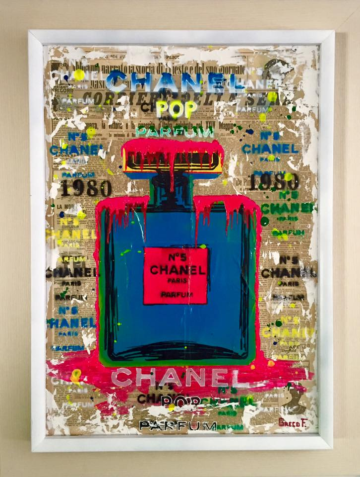Chanel Pop Parfum  50X70