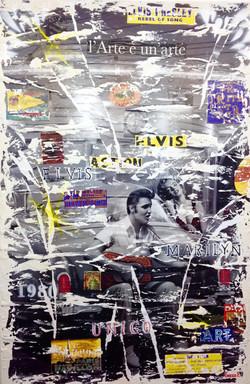 Elvis 60x80