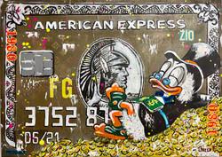 AMERICAN EXPRESS 50 X 70