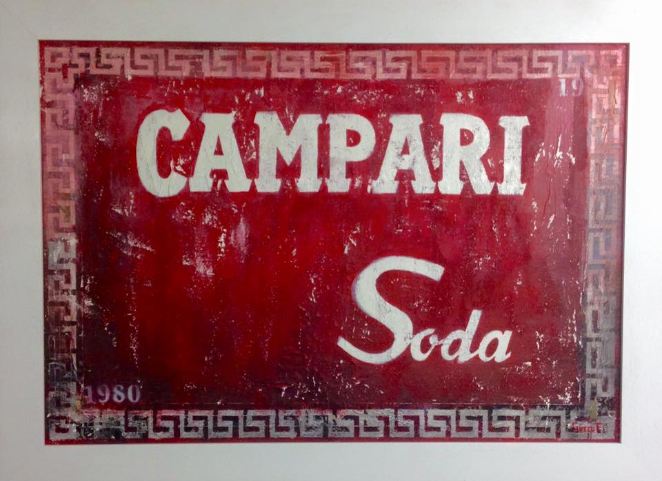 CAMPARI 70X100