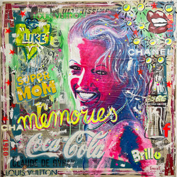MEMORIES 100X100
