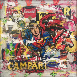 Yes/Superman 30x30