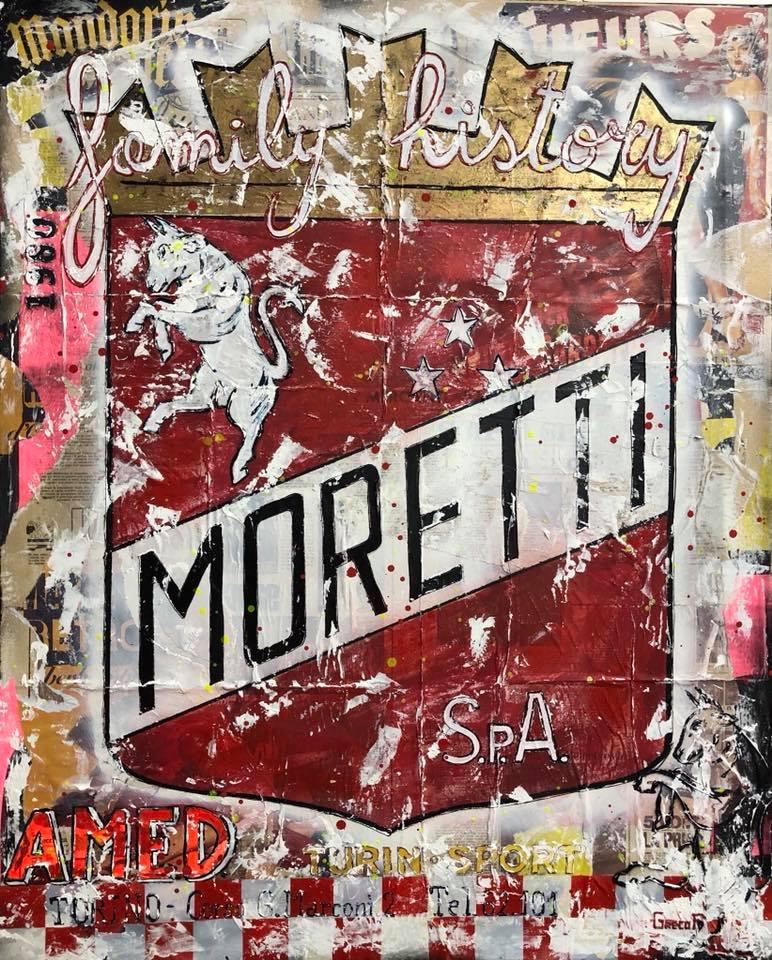 Moretti Automobili 80x100