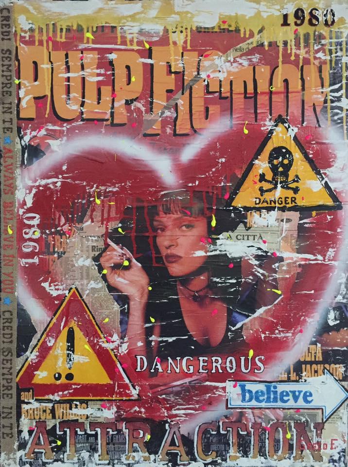 Pericolosa Attrazione 60x80